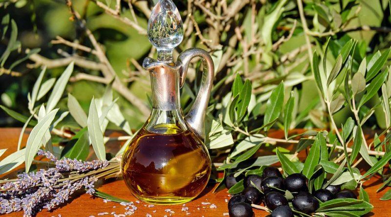 Olivový olej v kosmetice