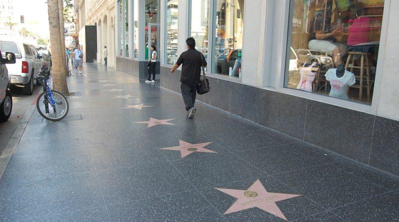 chodník slávy