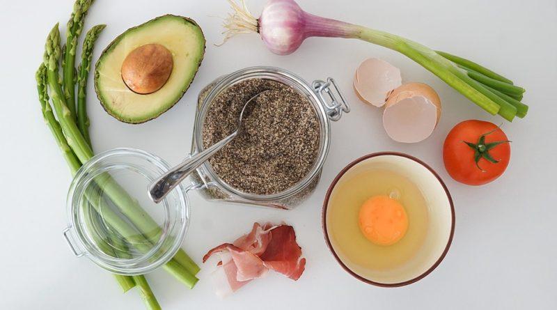 výživná snídaně
