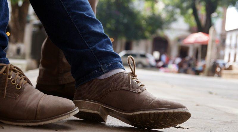 Boty k džínům