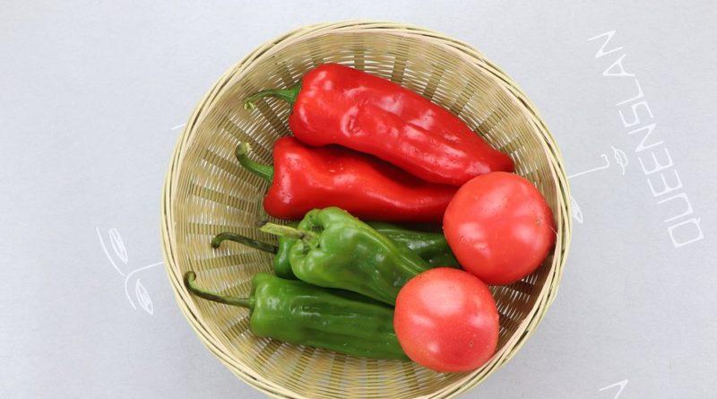 Škůdci na domácí zelenině