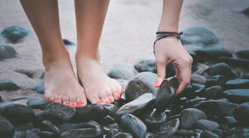 Chůze bez bot