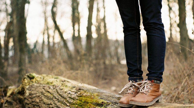 Pohodlné podzimní boty